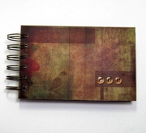 Internet Password Book - Rustic