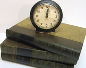 3 Classic Books - Tan & Brown - Pottery Barn Style - Instant Collecton - Book Bundle - Photography Prop