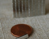 25 Super Strong Small Rectangle Neodymium Magnets 1/8 x 1/2 x 1/16