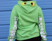 B-Movie Tentacles Hoody