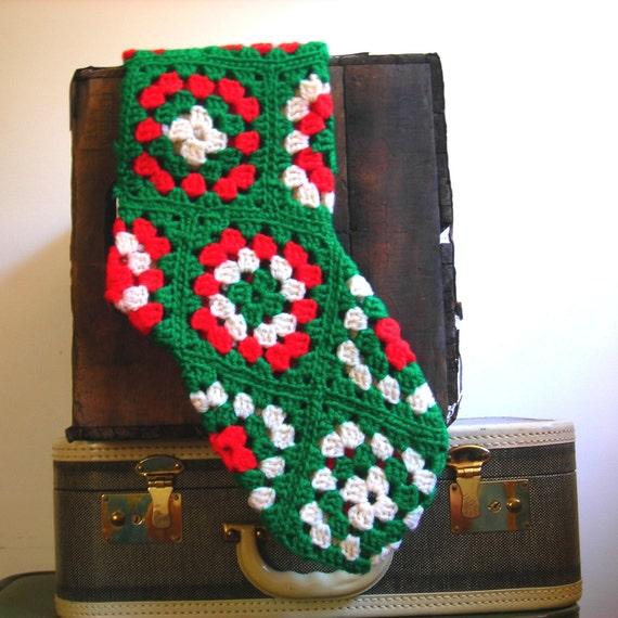Vintage Christmas Stockings