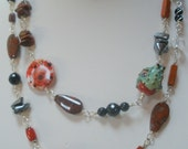 1st Root Chakra Necklace
