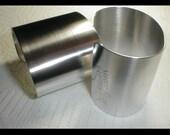 Polished Metal Cuffs