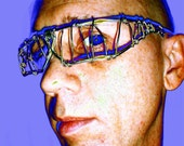 Metal Wire Cage Visors