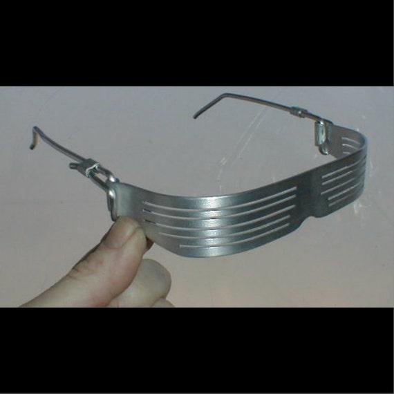 Cyberpunk Visors metal folding type