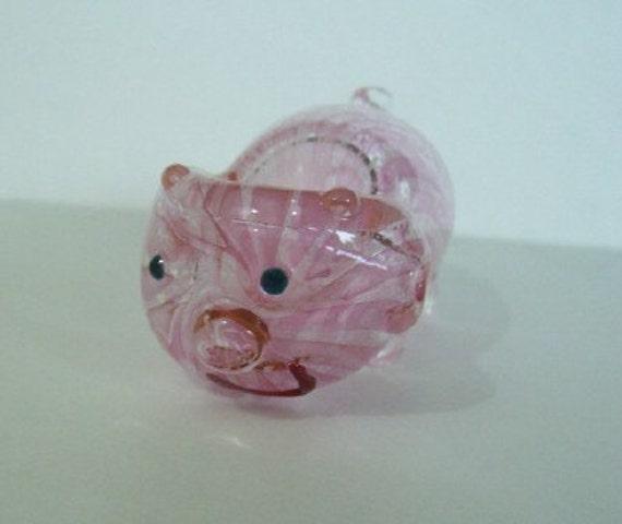 Pink Pig for smoking