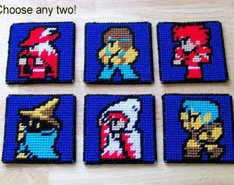 Final Fantasy Coaster Set (2)
