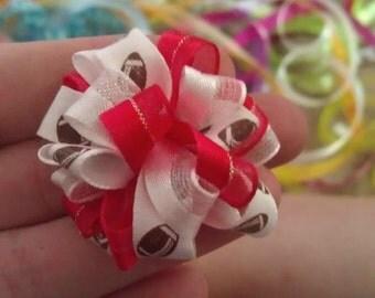 Hand made dog bows