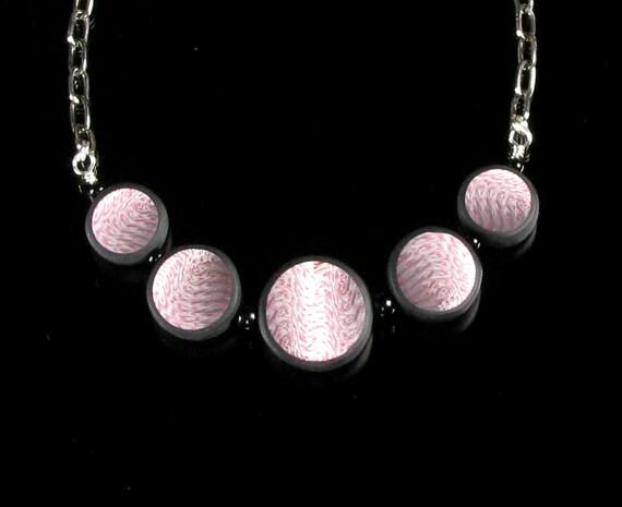 Polymer Clay Jewelry - Polymer Clay Necklace - Clay Necklace - Art Jewelry - Jewelry - Jewelry Gift - Unique Jewelry - Handmade Jewelry