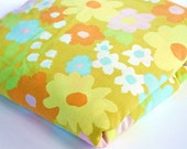 Flower Power -- Entire Vintage Sheet