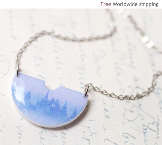 City Lights necklace (N053)