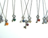 Hearts For Adia - Vintage Uniquities Necklaces