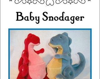 Baby Snodager E-pattern pdf