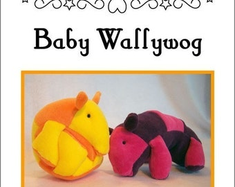 Baby Wallywog E-pattern pdf