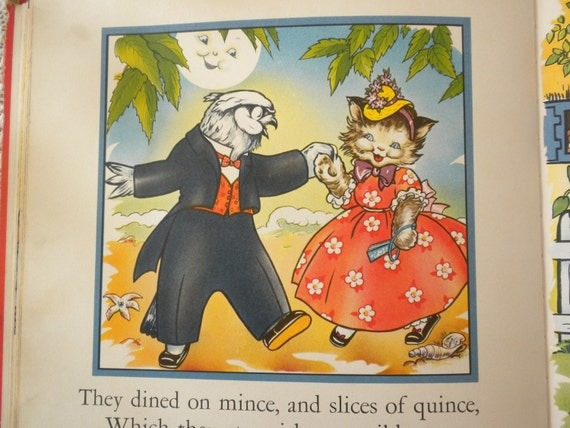 Bedtime Stories, 1941 book, beautifully illustrated