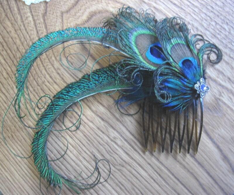 Graceful designs of flower hair