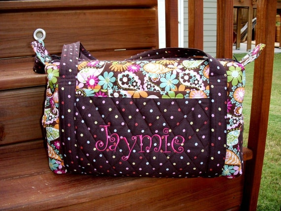 Children's Quilted Weekender Tote