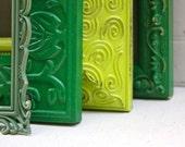 GO GREEN Mottled Frame Collection
