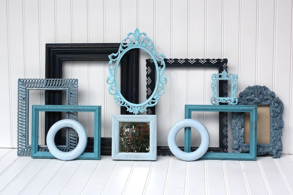 gallery wall frame set zoom