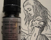 Gogo Perfume Fragrance Oil in Full-Size Bottle - Strawberry Bubblegum, Cherry Blossom, Tea - Mannaia
