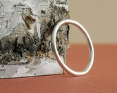 Sterling Stacking Ring- Free Shipping