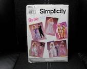 Barbie doll pattern