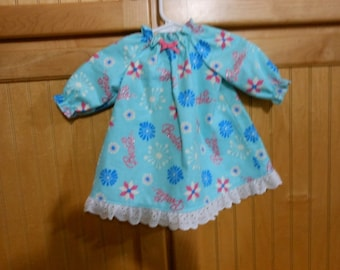 cabbage patch nightgown