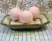 Chanel Chiffon Bath Bomb Fizzy - Foaming Bath Treats - shower steamer-custom fragrance blend