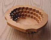 Basket Multi Scalloped Handmade