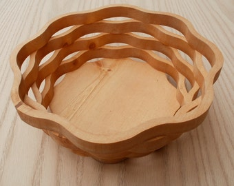 Bread Basket  Handmade