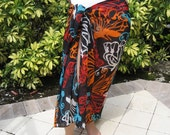Butterfly Bikini wrap - Pareo