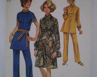Vintage Simplicity 9085 Pattern Size 10