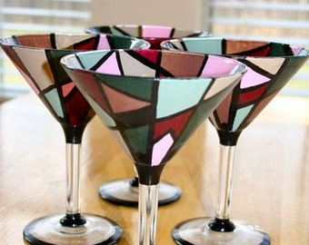 Stained Glass Martini