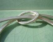 Kilmartin Bangles Sterling Silver Set of  Bangles with Loop