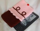 Cupcake Kindle or Mini Tablet Case