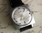 RESERVED LISTING for Xavier Vallee...Vintage Helbros Wrist Watch Mens by avintageobsession on etsy