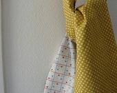 Kerttu patchwork scarf