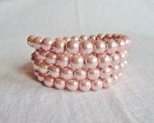 Pink Magnetic bracelet