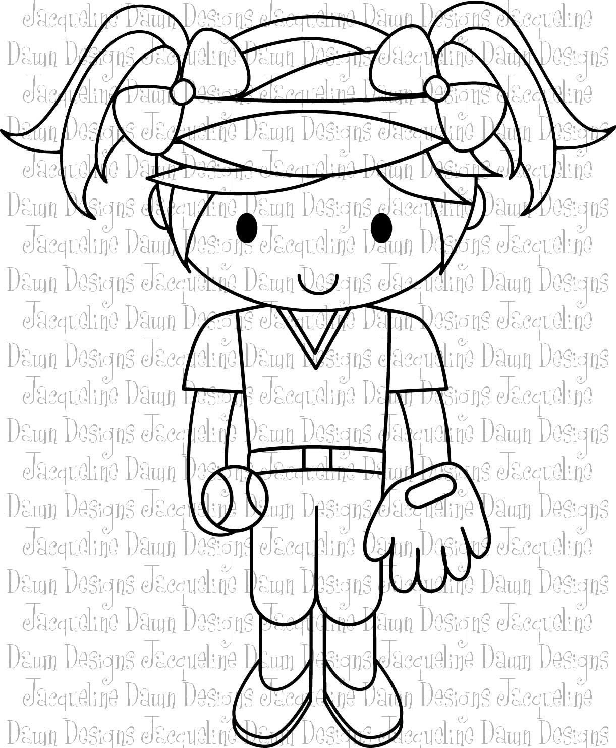 softball players coloring pages - photo#27