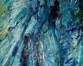 Secret Dance - Original Fine Art Painting - Julie Kruger