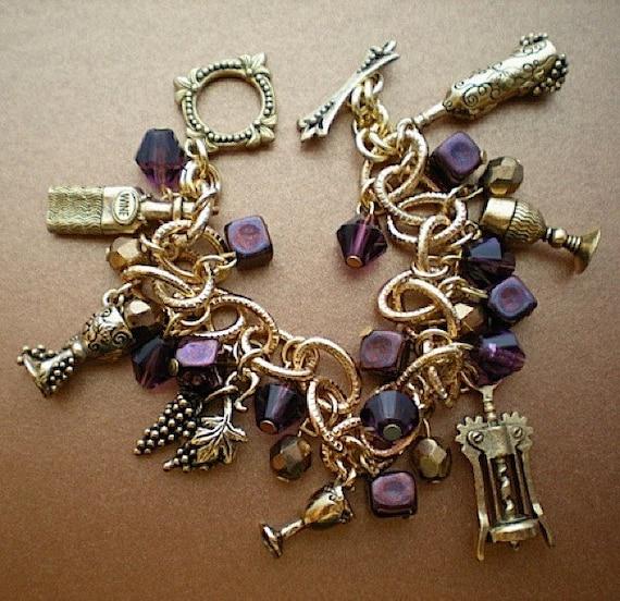 Original zin-charm bracelet