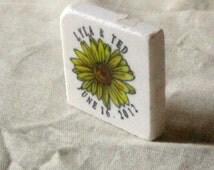 Popular Items For Sunflower Favors On Etsy