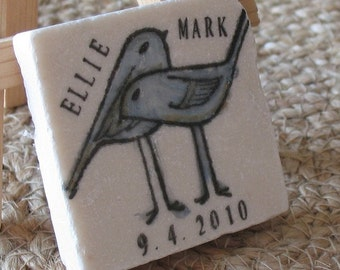 Personalized Wedding Favor Sample - Save the Date Magnet Sample - Any Design