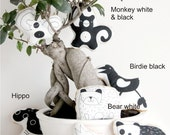 Custom order - BOO ZOO collection for Jen (10pcs)