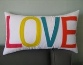 Color of LOVE Pillow