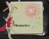Memories scrapbook photo album 8x8