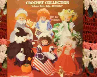 Doll A Month - Volume 2 - Crochet Collection 1990