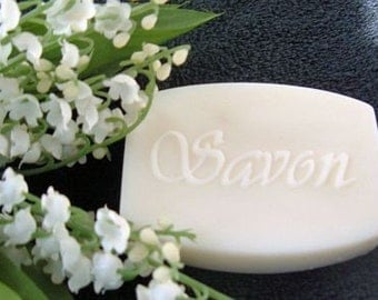 Lily of the Valley  Handcrafted Soap