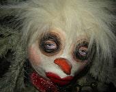 AWESOME Creepy Snowman head large