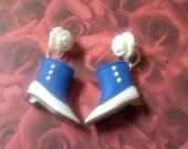 Alice Wonder Shoes Earrings